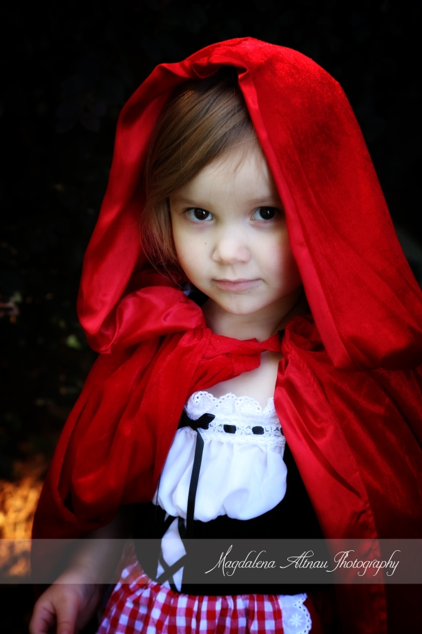 Little Red Riding Hood (1) :: The BlueStocking@Home