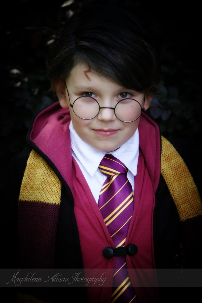 Harry Potter (1) :: TheBlueStocking@Home :: Magdalena Altnau Photography
