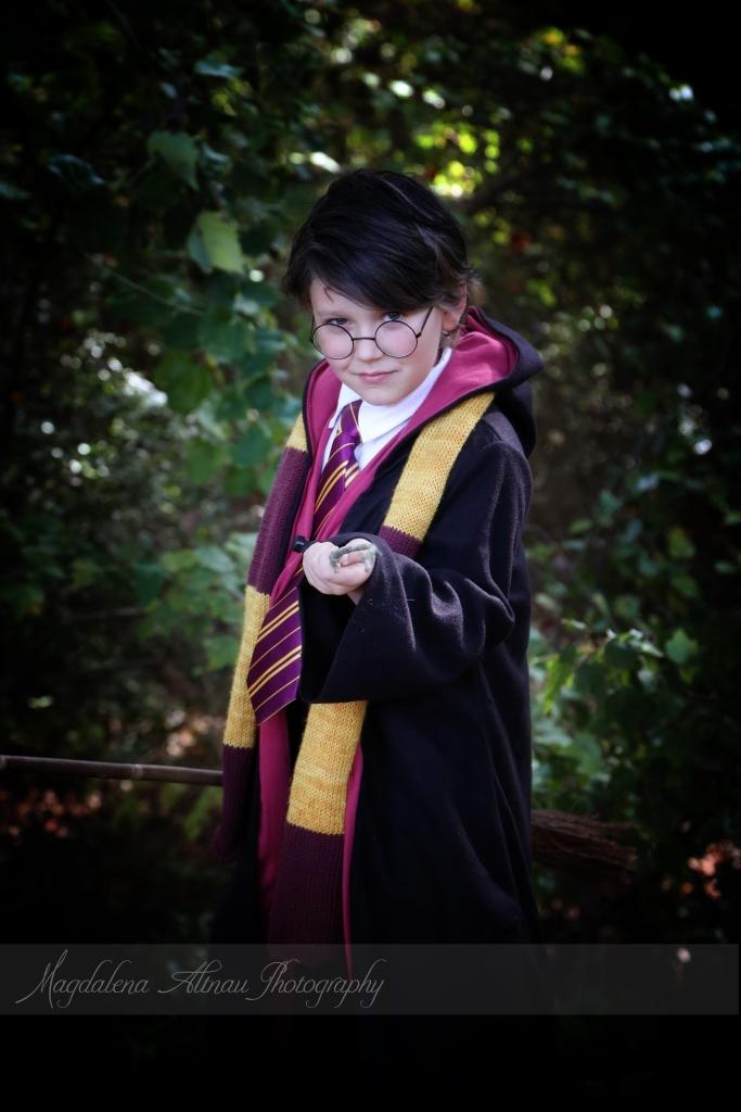 Harry Potter (4) :: TheBlueStocking@Home :: Magdalena Altnau Photography