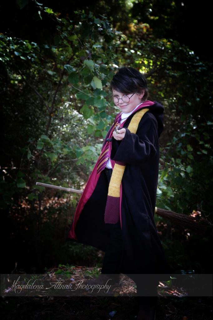 Harry Potter (5) :: TheBlueStocking@Home :: Magdalena Altnau Photography