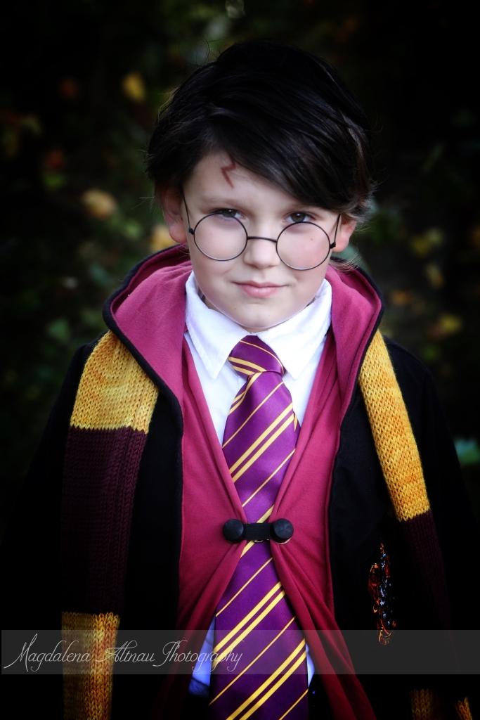 Harry Potter (6) :: TheBlueStocking@Home :: Magdalena Altnau Photography