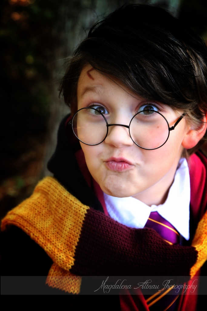 Harry Potter (9) :: TheBlueStocking@Home :: Magdalena Altnau Photography