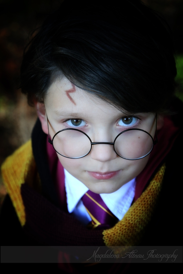 Harry Potter (10) :: TheBlueStocking@Home :: Magdalena Altnau Photography