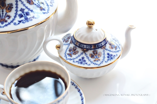 Bluestocking At Home  :: Savouring Coffee  :: Magdalena Altnau
