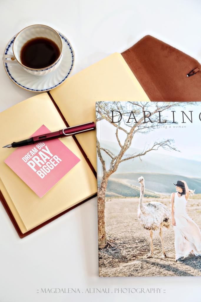 Bluestocking At Home :: Journal and Darling Magazine :: Magdalena Altnau