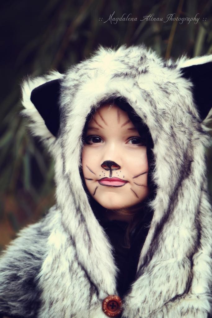 Halloween 2015 - The Big Bad Wolf : I : The Bluestocking At Home