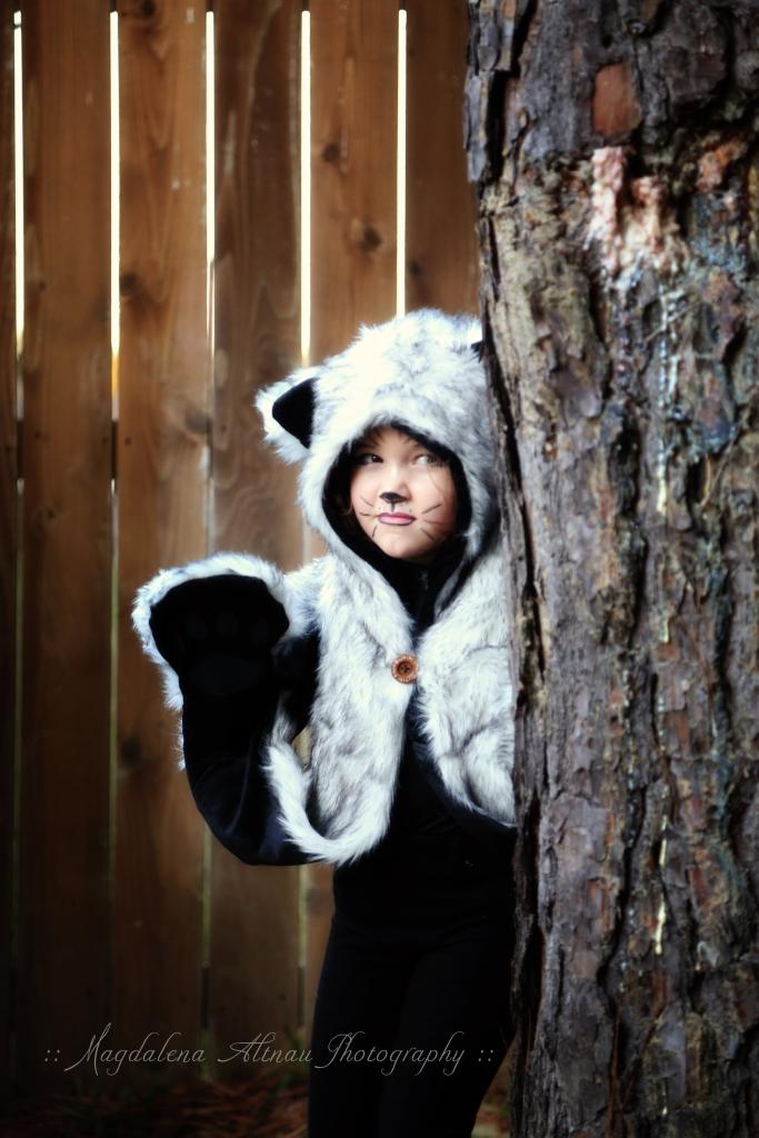 Halloween 2015 - The Big Bad Wolf : II : The Bluestocking At Home