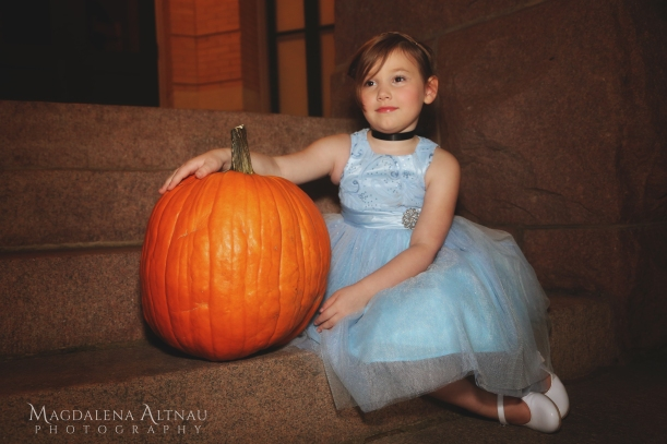 Bluestocking At Home | Halloween 2016 | Cinderella (III)