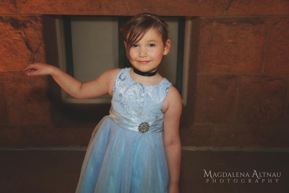 Bluestocking At Home | Halloween 2016 | Cinderella (VII)